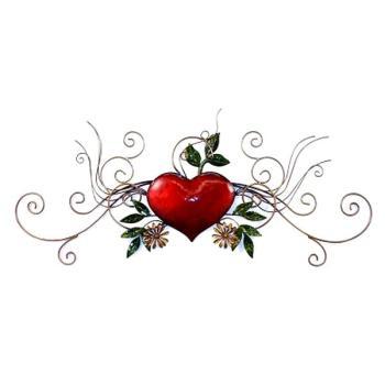 romantische versiering voor aan de muur een geschenk