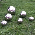 Heksenbollen inox (6 stuks)