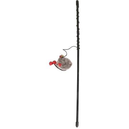 Hengel met muis - cat toy
