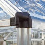 Hobbyserre aluminium 185 x 122 x 209 cm