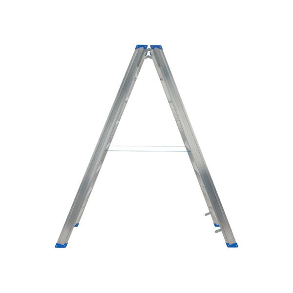 Dubbele trapladder Sparta DUO 8STEP