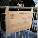 Inklapbare balkontafel - 70 x 46 cm