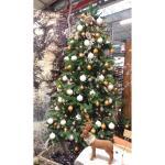 Kerstboom kunststof 180 cm