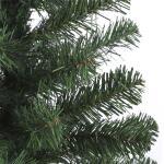 Kerstboom kunststof roundstone - 90x48 cm