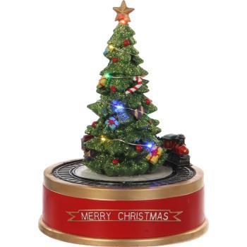 Genoeg Kerstboom met trein aanbieding - kerstboom met trein kopen TE45