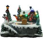 Kerstdorp wip 19 x 13,5 x 15 cm