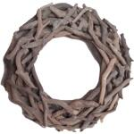 Krans drijfhout - naturel Ø 60 cm
