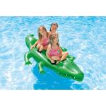 Krokodil ride-on Intex - 203 x 114 cm