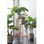 Kunstplant Monstera in pot - 80 x 60 cm