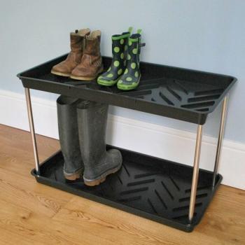 Ongekend Laarzenrek met afdruiprekken - laarzenrek kopen | Laarzenrekken en LG-56