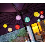 Lampionslinger Samba solar met 10 lampions