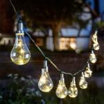 Lichtslinger Eureka gloeilamp op zonne-energie - 10 bulbs - 380 cm