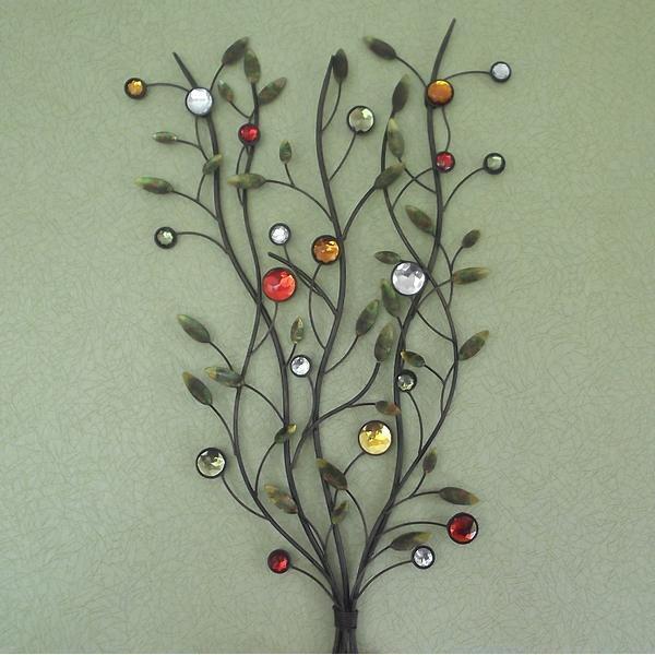 muurdecoratie boom met parels kopen decoratie voor aan