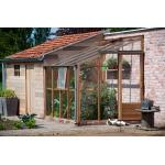 Muurkas New Classic Lean-to 86 - 194 x 241 x 228 - 4,7 m²