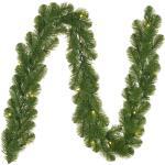 Norton slinger groen met led verlichting - L 270 cm
