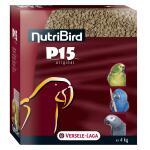 NutriBird P15 original voor papegaaien - 4 kg