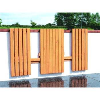 Genoeg Opklapbare balkonset kopen - tafel met bankjes voor de kleine JI42