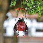 Pimpampoen - verend lieveheersbeestje