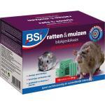 Ratten- en muizengif blokjes - 300 g