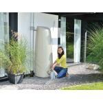Regenton Elegance muurmodel 400 liter - zandkleur