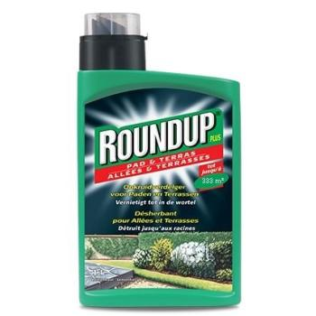Onkruidbestrijding voor pad en terras kopen - roundup plus ...