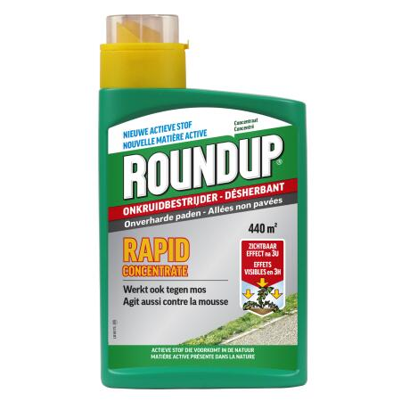 Roundup rapid pad - 990 ml