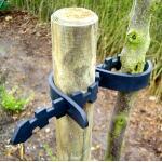 Rubberen boombinder 60 cm