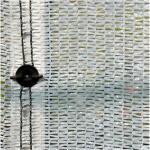 Schaduwdoek - schermgaas 180 x 500 cm