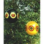 Schrikballen om vogels af te schrikken