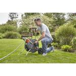Slangenwagen Aquaroll L Easy + 50 m Classic tuinslangslang 13 mm