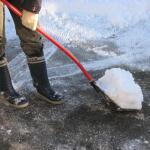 Sneeuwschep, sneeuwschop, sneeuwruimer: multihark