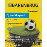 Graszaad Barenbrug voor sportgazon en speelgazon - 2,5 kg