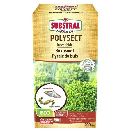 Substral polysect buxusmot - 200ml