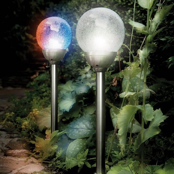 Mooie tuinverlichting op zonne energie kopen sfeervolle tuinverlichting kopen - Kleine zonne lamp ...