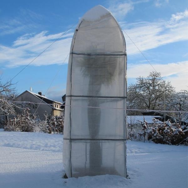 Uitbreidingsset voor overwinteringskas 200 x 150 cm tuinadvies - Uitbreiding hoogte ...