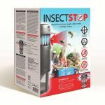 Vliegende insecten vangen met insect stop