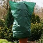 Vlieshoes groen 120 x 180 cm