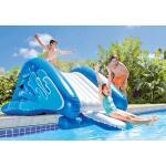 Waterglijbaan Kool Splash Intex - 333 x 206 x 117 cm