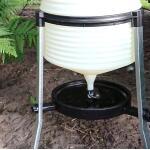 Waterreservoir kunststof 30 liter