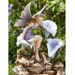 Waterval Liliana - elfje met bloemen