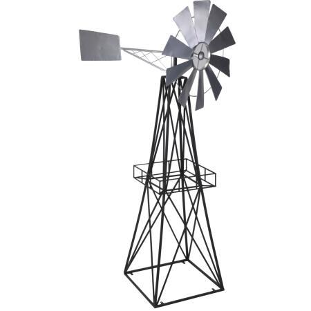 Verrassend Aanbieding windmolen in staal - grote windmolen kopen | Windmolens XH-29