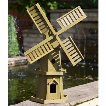 Ongekend Aanbieding houten windmolen - windmolen woodland kopen NO-88