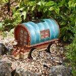 Woonwagen Gypsy - solar tuindeco