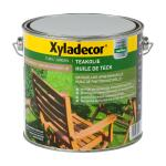 Xyladecor Teakolie, naturel - 2,5 l