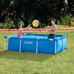 Metal frame zwembad rechthoekig Intex - 220 x 150 x 60 cm